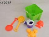 环保塑料 沙滩戏水玩具 沙模 网袋装