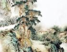 吴月山瓷板画权威拍卖和价格估算