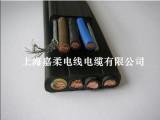 厂价** 扁电缆YFFB电缆 柔性耐油抗拉耐磨 YVFB行车专用