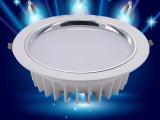 厂价直销大功率LED压铸一体筒灯外壳 7寸筒灯套件配件灯具