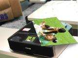 佳能MG7580 无线手机照片打印机 家用 彩色多功能打印复印一