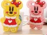 圣诞米妮姜饼人iphone5s手机壳 iphone6硅胶套 (4