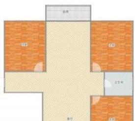 磬云路/汴河西路(路口) 3室2厅2卫