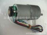 广东(厂家直销)12V编码器电机 直流电机 微型电机 直流减速电