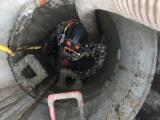 成都河沟涵洞淤泥清理,高压设备清洗管道,打捞饰物