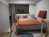 整租 小上海旁,溫馨一室戶,樓下即是商圈,宜家風格