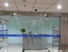 西安玻璃门维修推拉门维修定做更换玻璃
