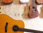 平顶山新城区琴行音乐培训吉他尤克里里架子鼓