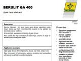 深圳倍可GA2500开式润滑油特价销售包邮