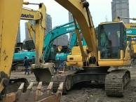 低价出售小松200-7纯土方二手挖机挖掘机