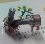深圳厂家R1610GS双联开关电位器 碳膜电位器