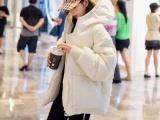新贸服饰尾货批发超值低价冬季毛衣大衣羽绒服