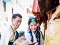 香港峰摄影 西藏拉萨市区旅拍婚纱照写真香港星级摄影师5折