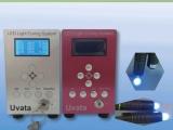 光通信UV胶水冷光源光固化,UP3-634 4通道UVLED点光