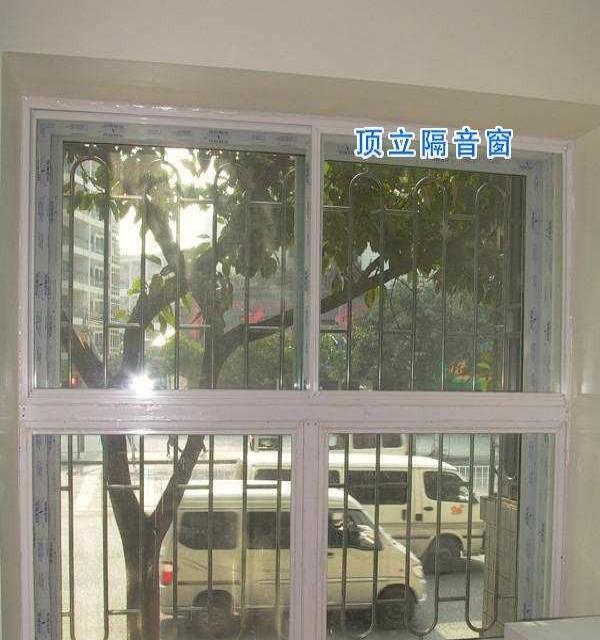 龙海顶立隔音窗 无需拆除原窗降低噪音隔声窗