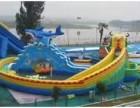 大型水上闯关租赁水上乐园设备租赁大型水上互动气模定制