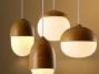 玻璃吊灯 多头创意松果 优质供应厂家  吧台 卧室装饰灯
