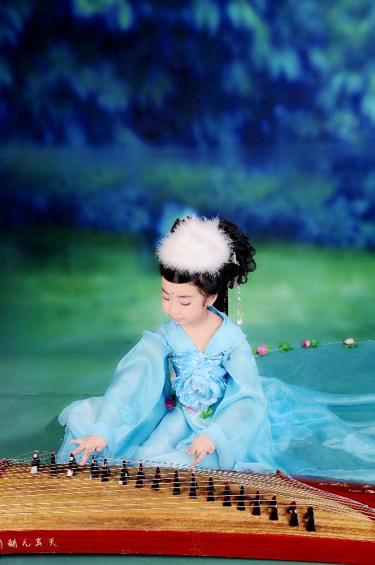 清河哪里有儿童古装摄影 儿童古装照