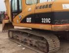 二手卡特320挖掘机合肥 安徽