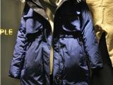 91352东大门2014冬羽绒棉衣棉服女中长款韩版加厚棉袄外套