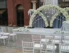 婚庆用品租赁 沙发 竹节椅 宴会桌椅 桌花 桌旗等