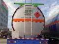 转让 油罐车东风铝合金油罐半挂油罐车价格