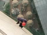 西安高新区专业蜘蛛人亮化安装雨水管维修外墙修补