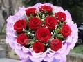 柳州同城 情人节鲜花礼品配送 玫瑰 礼盒