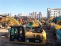 二手挖掘机大型车