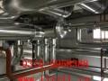 彩钢板铁皮保温施工厂家不锈钢白铁皮工程公司