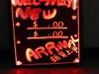 2014外贸较火爆义乌飞天高品质LED手写荧光板广告牌广告宣传首选