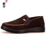 厂家直销新款偃师老北京布鞋春  平底防滑休闲男鞋一件代发一脚蹬