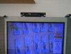43寸索尼电视,带机顶盒