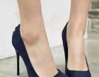 性感细跟高跟鞋