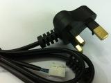 英式插头电源线 英式插头插线 小英式插头 小英式电源线