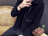 棉衣男外套冬季新款男士棉服韩版大版加厚袄子潮流男装35元