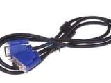 高价收VGA线 华强北线材经销商价格出的