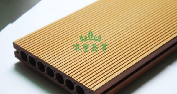 鞍山塑木地板直销-塑木地板厂家-木皇至尊