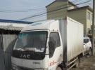 低价出售箱货车4年2万公里3.3万