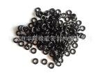 专业生产O型密封圈 黑色硅橡胶密封圈 耐腐蚀耐高温硅胶o型圈