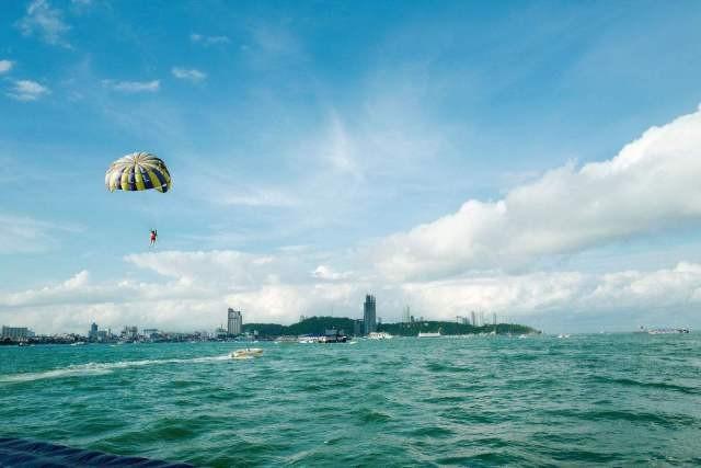 上海出发到曼谷 芭提雅 5晚7日跟团游 上海去泰国旅游