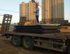 信阳钢板出租 铺路钢板出租 叉车出租 钢板路基箱维护