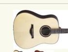 香港著名指弹大师卢家宏所用的正品全单莱伯电箱吉他