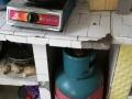 藍阎煤气瓶+灶卖了,