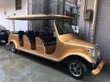 销售8座电动看楼车8座电动看房车四轮电动观光游览车