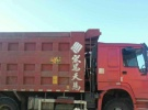 336豪沃自卸车4年12万公里13.5万