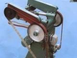 高速金属磨光机、地面清灰机、工艺品制链机