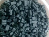 黑色PE再生料 pe颗粒 pe颗粒再生料