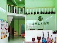 海口龙华区 琼山区钢琴舞蹈吉他架子鼓美术播音主持专业培训