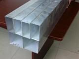 6063-T5氧化铝方管 精密圆铝管